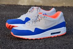Nike Air Max Beige Orange