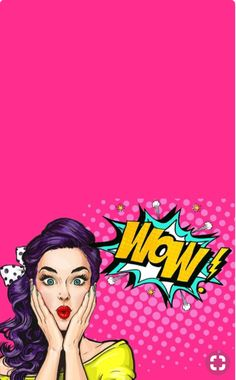 """Wallpaper Iphone Vintage Retro Shops 22 Ideas - """" You are in the right place about trends shoes Here we offer you the most beautiful pictures ab - Pop Art Wallpaper, Iphone Wallpaper, Instagram Png, Ocean Wave, Pop Art Women, Pop Art Girl, Pop Art Illustration, Art Graphique, Color Street"""
