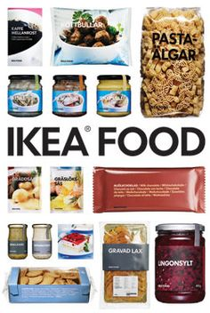 IKEA's New Food Product Packaging | StockLogos.com