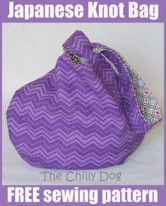 Handbag Patterns, Bag Patterns To Sew, Sewing Patterns Free, Free Sewing, Knitting Patterns, Sewing Basics, Sewing Hacks, Sewing Tutorials, Sewing Tips