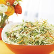 Creamy Horseradish, Cabbage, and Carrot Slaw Recipe – Side Dish Recipes - Woman's Day