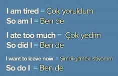 English Grammar, English Language, Turkish Lessons, Learn Turkish Language, Grammar And Vocabulary, Learn English Words, Language Lessons, Learning Spanish, Taehyung