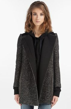 maje 'Dumbo' Coat available at #Nordstrom