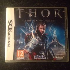 #Thor. #avengers. #nintendo ds game,  View more on the LINK: http://www.zeppy.io/product/gb/2/131699567195/