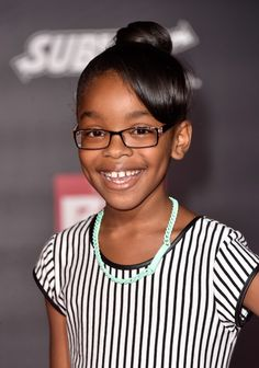 Marsai Martin - Google Search Black Kids, Cute Kids, Dimples, Google Search, Women, Fashion, Kid Hair, Children, Moda