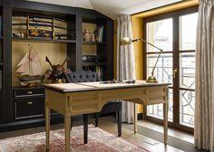дневник дизайнера: Классический интерьер квартиры в Москве от Катерины Лашмановой