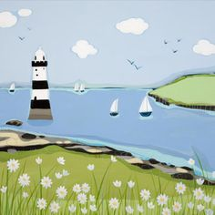 Puffin Island by Janet Bell