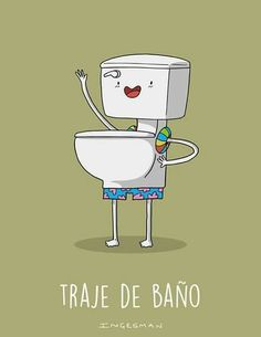 Palabras Ilustradas #spanishhumor