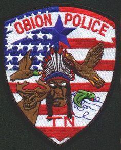 OBION PD, TN