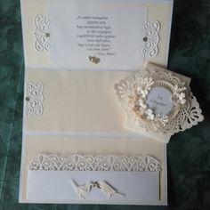 Esküvői lap. (belül)