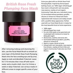 Must see face masks for one quite radiant skin. So look at this amazing pin reference 6872930838 here. Hair Mask At Home, Hair Mask For Growth, Coconut Oil Hair Growth, Coconut Oil Hair Mask, Body Shop At Home, The Body Shop, Best Body Shop Products, Body Shop Skincare, Real Rose Petals