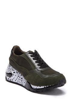 786ca95b130 Steve Madden - Champ Printed Suede Sneaker is now 30% off. Free Shipping on