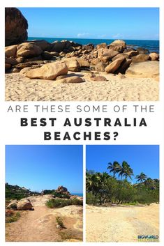 Are These Some of the Best Beaches in Australia? {Big World Small Pockets} Don't forget when traveling that electronic pickpockets are everywhere. Always stay protected with an Rfid Blocking travel wallet. https://igogeer.com for more information. #igogeer