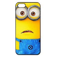 Despicable Me Minion Apple iPhone 4 Case en Lule Minion Phone Cases, Ipod 5 Cases, Cool Iphone Cases, Cool Cases, Despicable Me 2 Minions, My Minion, Coque Iphone 4, Iphone 5c, Smartphone