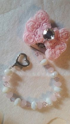 Check out this item in my Etsy shop https://www.etsy.com/listing/253739750/beautiful-pacifier-clip-for-every