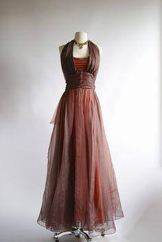 Vintage 1950s Dress ~ 50s Dress  xtabayvintage.com