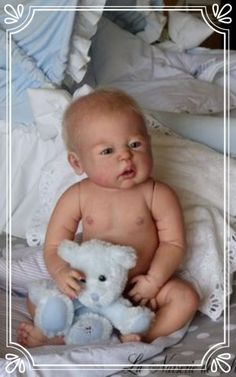 Dakota by Sheila Michael Girl or Boy - Online Store - City of Reborn Angels Supplier of Reborn Doll Kits and Supplies