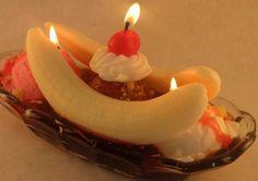 Перейти на фото Изготовление декоративных свечей