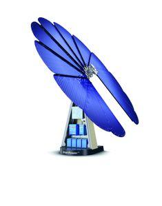 Smartflower Nederland voor draaiende zonnepanelen