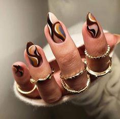 Edgy Nails, Funky Nails, Stylish Nails, Swag Nails, Edgy Nail Art, Nail Design Stiletto, Nail Design Glitter, Simple Acrylic Nails, Best Acrylic Nails
