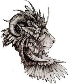 Pin by diego nguyen on lion sketch Ram Tattoo, Leo Tattoos, Couple Tattoos, Sleeve Tattoos, Symbolic Tattoos, Unique Tattoos, Sketch Lion, Widder Tattoo, Justice Tattoo