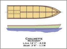 Chalmette Microskiff