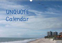 UNQUOTE Calendar - CALVENDO