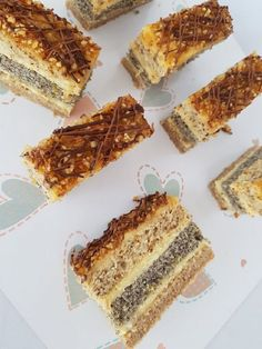 Prajitura cu mere, nuca si mac — Alina's Cuisine Tiramisu, Red Velvet, Cake Recipes, Sweets, Meat, Chocolate, Ethnic Recipes, Desserts, Food