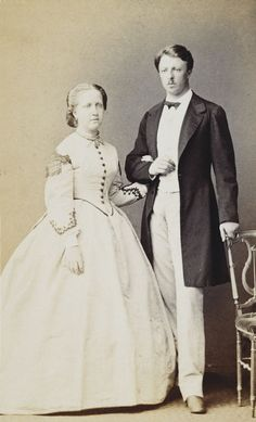 Gaston Count of Eu and Isabel of Brasil