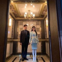 Hotel Del Luna is a series that has featured amazing jaw dropping fashion. All worn by the hotel's CEO Jang Man-wol. Read about Man-Wol Outfits here. Checkered Suit, Luna Fashion, Off White Dresses, Satin Shorts, Leather Trench Coat, White Maxi, Love To Shop, Boss Lady, Korean Drama