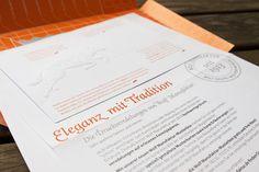 Wolf Manufaktur Mailing von Wehr & Weissweiler