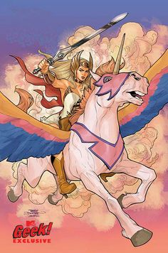 She-Ra by Terry Dodson