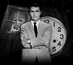 """""""The Twilight Zone"""" debuted in October of 1959. Love this show. Still watch the marathons on holidays."""