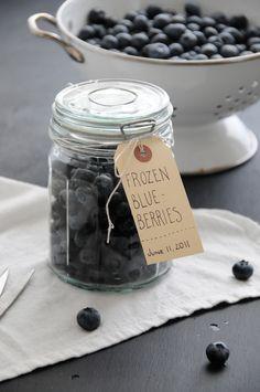 Fruite Label Printables #diy #label #printable
