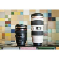 I found this amazing 2-Pack Camera Lens Stainless Steel Coffee Mugs at nomorerack.com for 68% off. Sign up now and receive 10 dollars off your first purchase