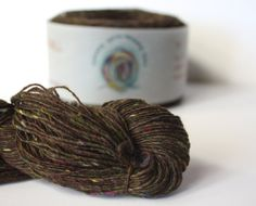 Spinning Yarns Weaving Tales - Tirchonaill 502 Tapenade