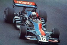 tom pryce 1976 | image: Monza 1976 : Shadow DN8