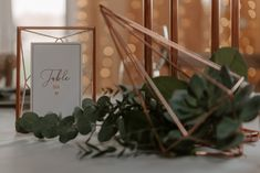 Part of our new copper range, these copper and glass table number holders look fab as part of your table display. Why not ask us to make your bespoke table number?