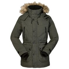 Get your Musto Mens Fiennes Down Parka (Forest Green) at SportPursuit today. Gore Tex Jacket, Down Parka, Softshell, Military Jacket, Coat, Green, Jackets, Clothes, Products