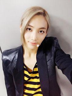 SEVENTEEN - Yoon JeongHan #윤정한 #정한 #세븐틴 (Tw.) 150916