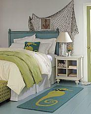 Garnet Hill Boys bedroom