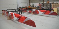 Catamaran Racing, News & Design: Foiling