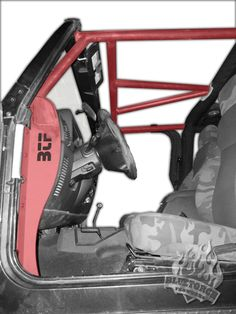 BTF TJ Sport Cage Kit