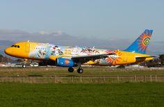 Freedom Air International Airbus A320-232