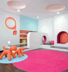 cute idea for pediatric dental office waiting room!! can't WAIT to design/decorate my own.