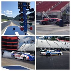 Pro Stock testing this week in preparation for the Ford Thunder Valley Nationals #FeeltheThunder #FathersDay