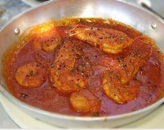 Ελληνικές συνταγές για νόστιμο, υγιεινό και οικονομικό φαγητό. Δοκιμάστε τες όλες Greek Recipes, Fish Recipes, How To Cook Fish, Fish Tacos, Fish And Seafood, Salad Dressing, Thai Red Curry, Food To Make, Cooking Recipes