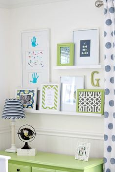 A Thoughtful Place: How to Decorate: 5 Gallery Wall Styles Gallery Wall Frames, Gallery Walls, A Thoughtful Place, Big Girl Rooms, Kids Bedroom, Kids Rooms, Bedroom Ideas, Wall Spaces, Classroom Decor