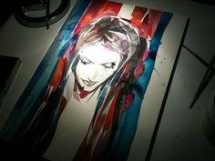Emotion graphic & watercolour serie... 2012