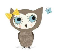 owl by Cally Johnson-Isaacs